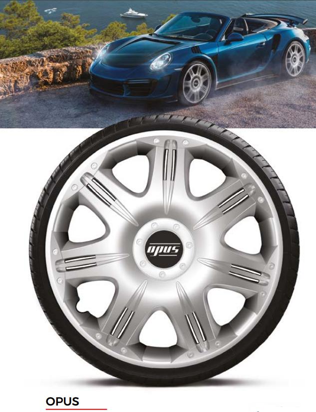 Колпаки колесные Opus R13