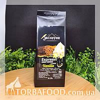 Кава мелена Jacoffee Espresso Ваніль, 225 г