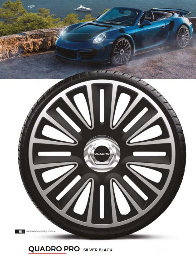 Колпаки колесные Quadro Pro R13