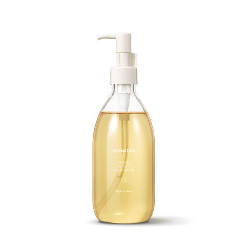 Органическое гидрофильное масло Aromatica Natural Coconut Cleansing Oil 300 ml