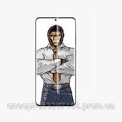 Захисне скло 2.5 D 0,26 mm BLUEO 3D UV glass+UV glue+UV light для Samsung Note20 Ultra Clear