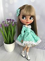 Кукла Блайз/ Blythe, кастом, набор одежды+подставка, фото 1