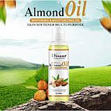 Масло масажне Disaar Almond Oil, мигдальне масло натуральне, 100 мл, фото 2