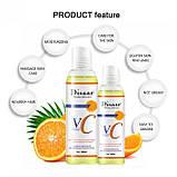 Масло массажное Disaar VC Vitamin C, масло с витамином С натуральное,100 мл, фото 4