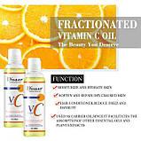 Масло массажное Disaar VC Vitamin C, масло с витамином С натуральное,100 мл, фото 5
