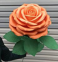 Роза на стебле 1 м Ростовые цветы, фото 1