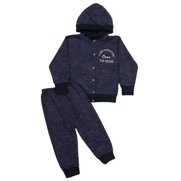 Детский повседневный костюм, 104-110 см (с начесом)
