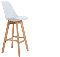 Барний стілець Жаклін СХ Хокер на дерев'яних опорах Річман / Richman