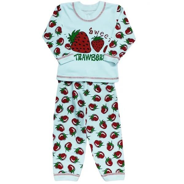 Пижама для девочек (интерлок)