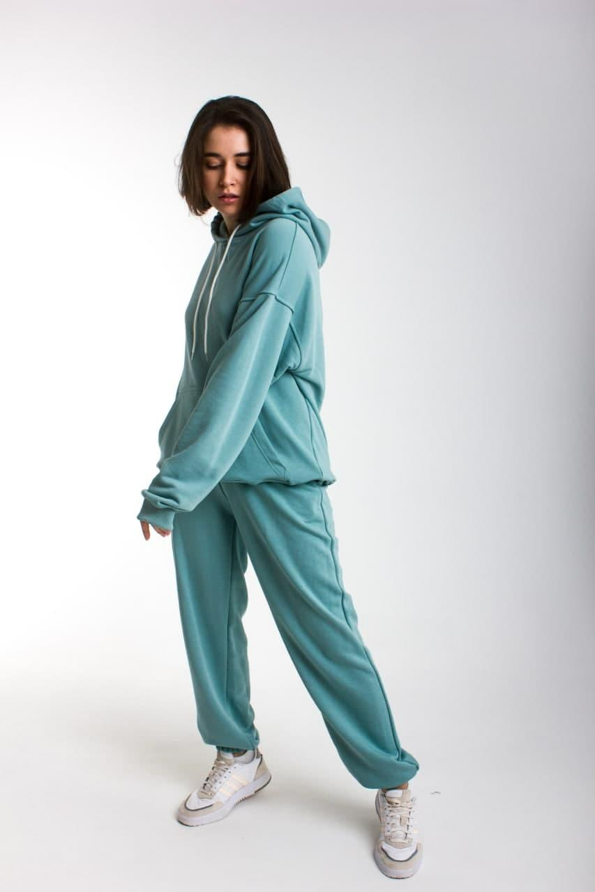 Женский спортивный костюм Dizzy  цвет мята