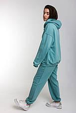 Женский спортивный костюм Dizzy  цвет мята, фото 2