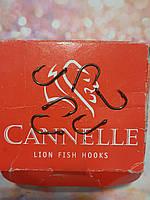"""Крючок """"Cannelle"""" №2/0 (№12) карповый. Франция., фото 1"""