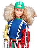 Коллекционная кукла Барби BMR 1959 кучерявая блондинка, фото 4