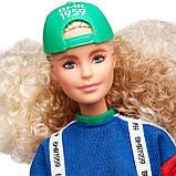 Коллекционная кукла Барби BMR 1959 кучерявая блондинка, фото 5