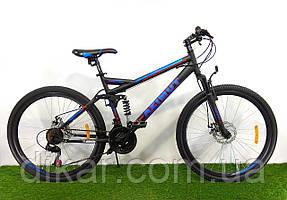 Горный велосипед Azimut Race 26 GD+
