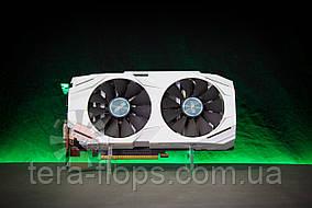 Видеокарта GTX 1060 6GB Asus Dual (DUAL-GTX1060-6G) Б/У / Trade-in / Tera-Flops