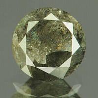 0.69 карат. Природний Діамант Африки з сертифікатом