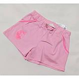 Трикотажные шорты Единорог H&M на девочку р.98/104, фото 3
