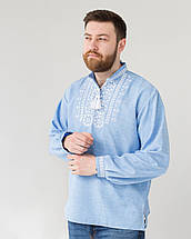 "Рубашки мужские с вышивкой ""Звезда"", фото 3"