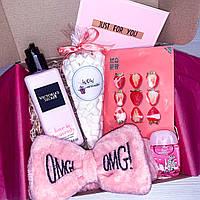 """Подарочный бокс для девушки WOW BOXES """"Beauty box # 4"""""""
