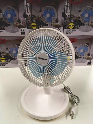 Вентилятор WimpeX WX909 45BT, фото 2