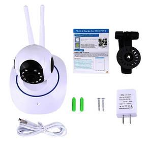 Wi-Fi / IP панорамная камера V380-Q5T 360 градусов, фото 2