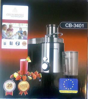 Соковитискач Crownberg CB-3401, фото 2