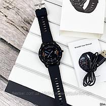 Смарт часы наручные  Modfit Z06 All Black / смарт часы модфит, фото 2