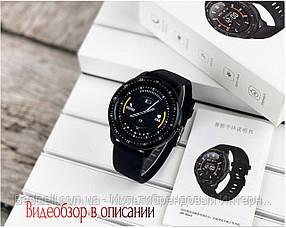 Смарт часы наручные  Modfit Z06 All Black / смарт часы модфит