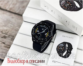 Смарт годинники наручні Modfit Z06 All Black / смарт годинник модфит