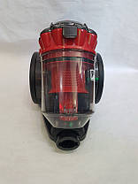 Контейнерный Пылесос Promotec 655 Циклонного Типа 3000W, фото 2