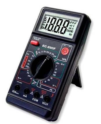 Мультиметр универсальный DT890B , фото 2