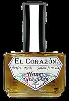 "El Corazon Perfect Nails Масло для кутикулы с медом ""Honey cuti-clean"" № 419"