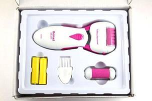 Электрическая роликовая пилка Kemei KM 2504, фото 2