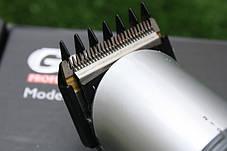 Машинка для стрижки волосся Gemei GM 609, фото 2