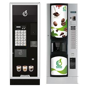 Кофейные торговые автоматы БУ