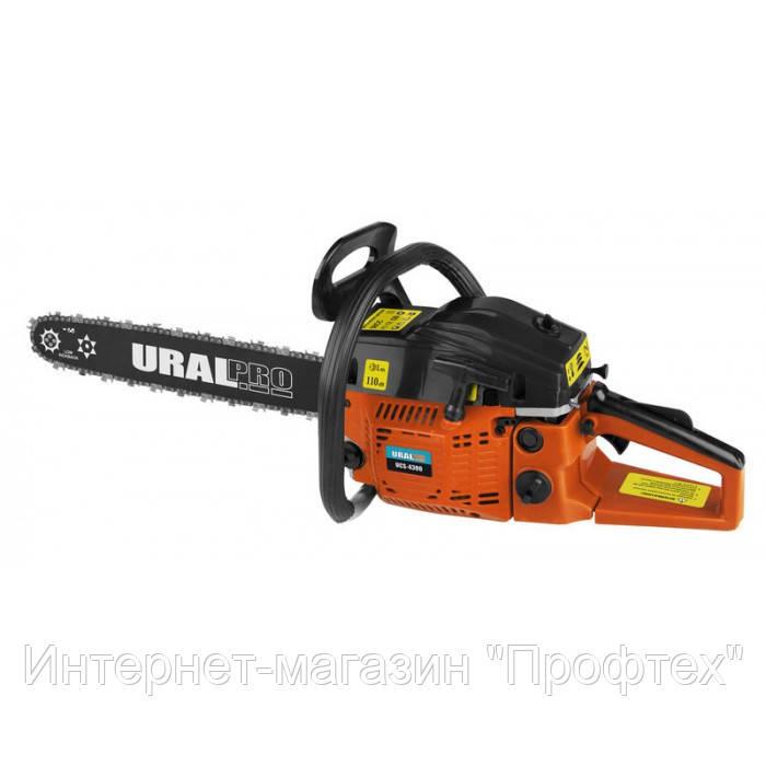 Бензопила URAL PRO UCS-4300
