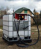 Заправна колонка з точним лічильником для дизель палива ( насос Польша, счетчик Германия)