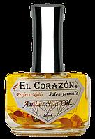 El Corazon Мультивитаминная СПА-сыворотка для безобрезного маникюра с янтарем и лечебными маслами № 437