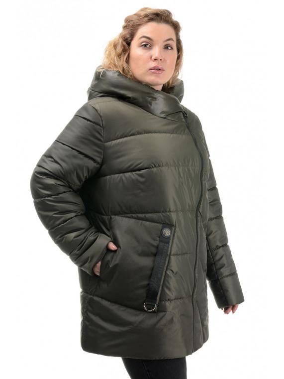 Куртка жіноча демісезонна батальна