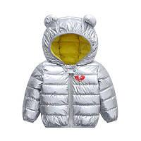 Демисезонная куртка для малышей размер 86.