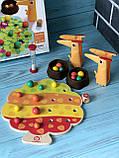 Розвиваюча гра з щипцями Збери яблука Top Bright, фото 3