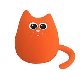М'яка іграшка антистрес великий Кіт Вогник Expetro КОД: А206-3