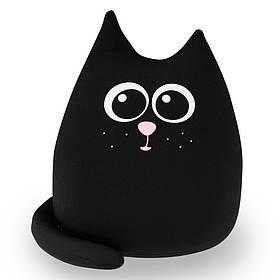 М'яка іграшка антистрес Кіт великої Угольок Expetro КОД: A131