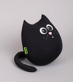 М'яка іграшка антистрес Кіт міні Угольок Expetro КОД: A204