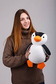 М'яка іграшка антистрес Пінгвін Валик Трансформер Expetro КОД: ML8056