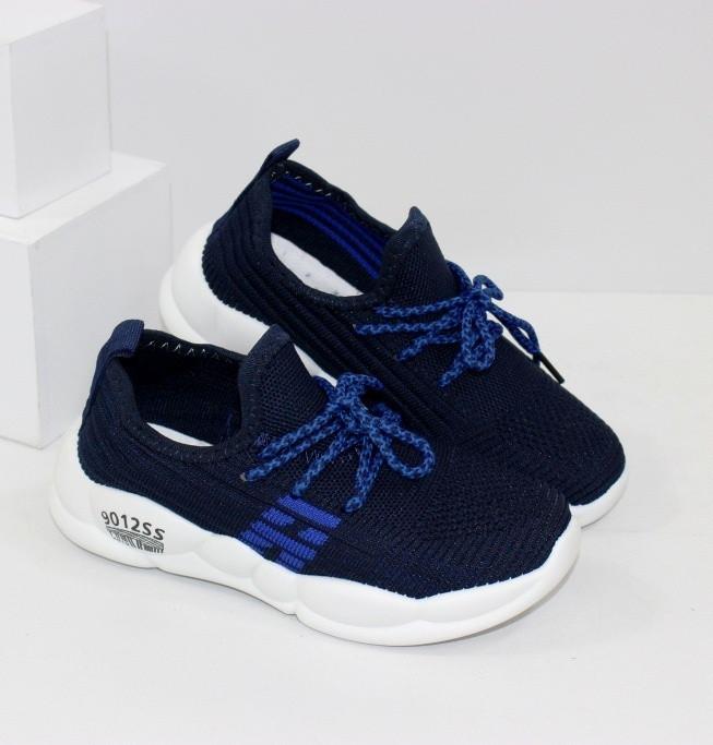 Текстильні кросівки для хлопчика 32-34