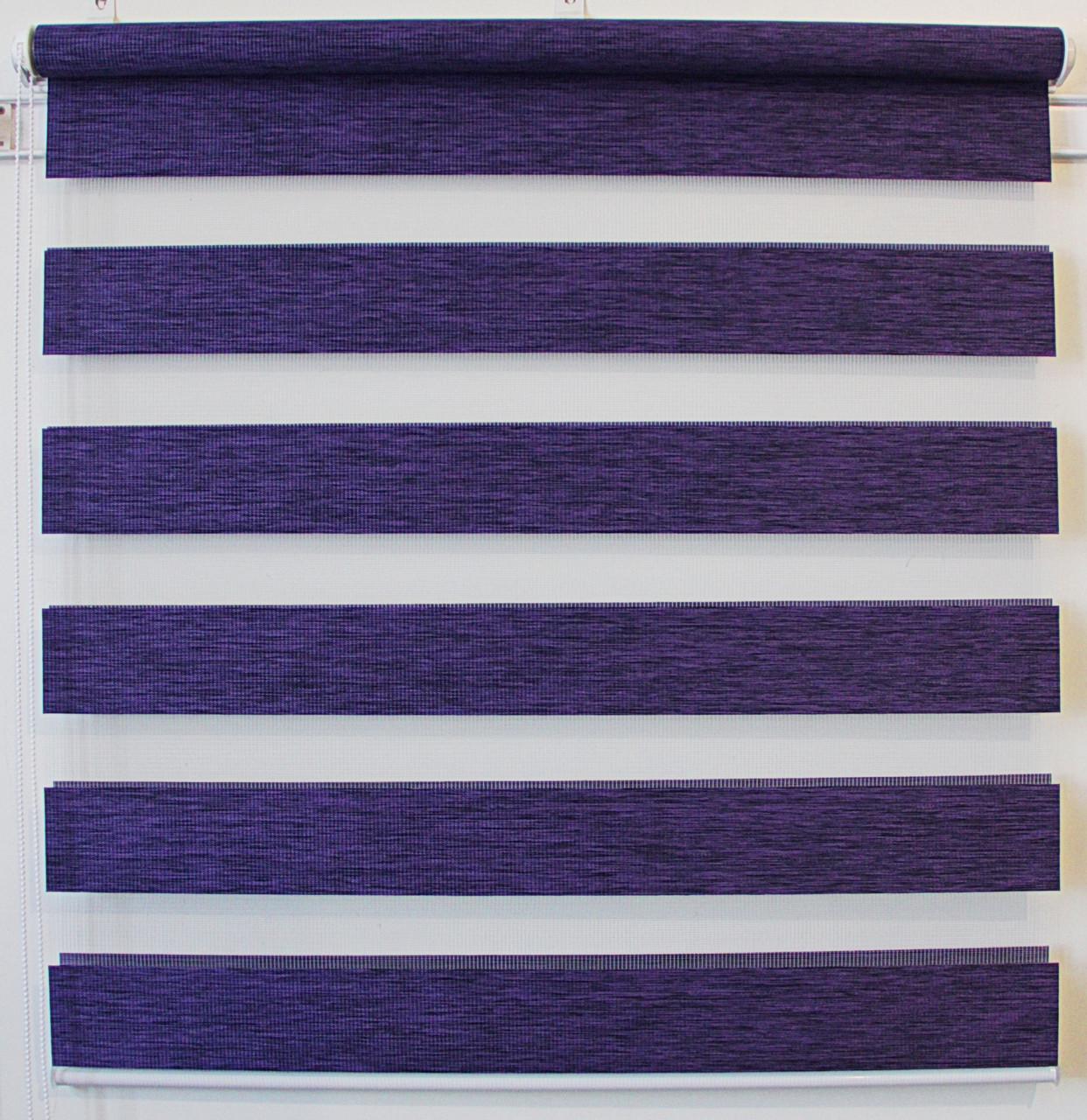 Рулонная штора ВН-18 Фиолетовый