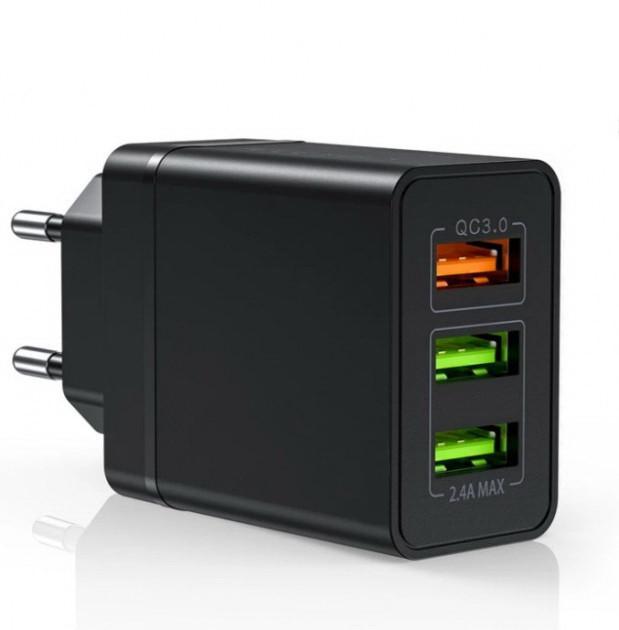 Мережеві зарядні пристрої (Блоки зарядки)