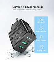 Мережевий зарядний пристрій Fast 2 - Floveme